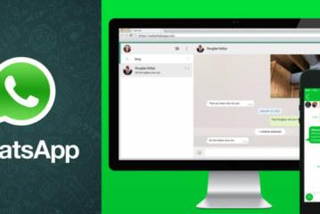 WhatsApp: ahora también se puede utilizar desde el PC