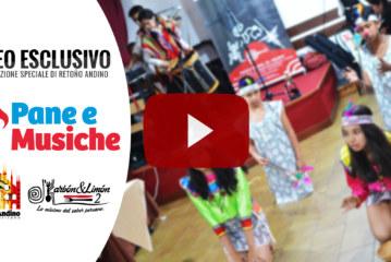 """Pane e Musiche"" presenta Retoño Andino al Ristorante D'Karbón&Limón 2"