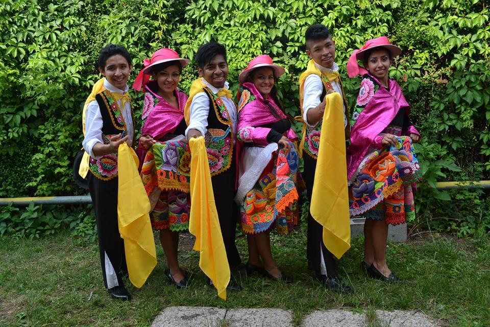 Fraternidad Artistica Sambos de Corazon