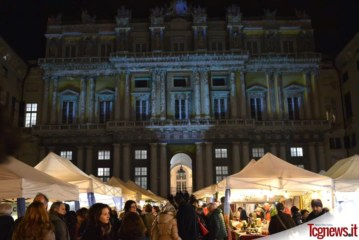 A Genova proiezioni videomusicali d'arte