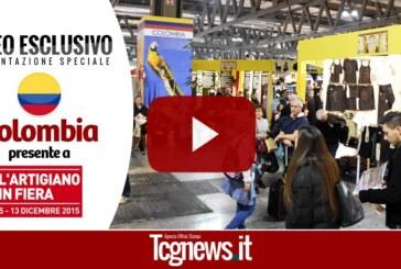 Colombia Participa a la Feria Artesanal en Milán