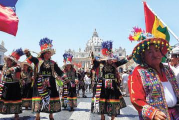 REFERENDUM 2016: Cittadini Boliviani  chiamati a votare il 21 febbraio