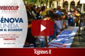 Génova unida por el Ecuador: Solidaridad con los damnificados del Terremoto