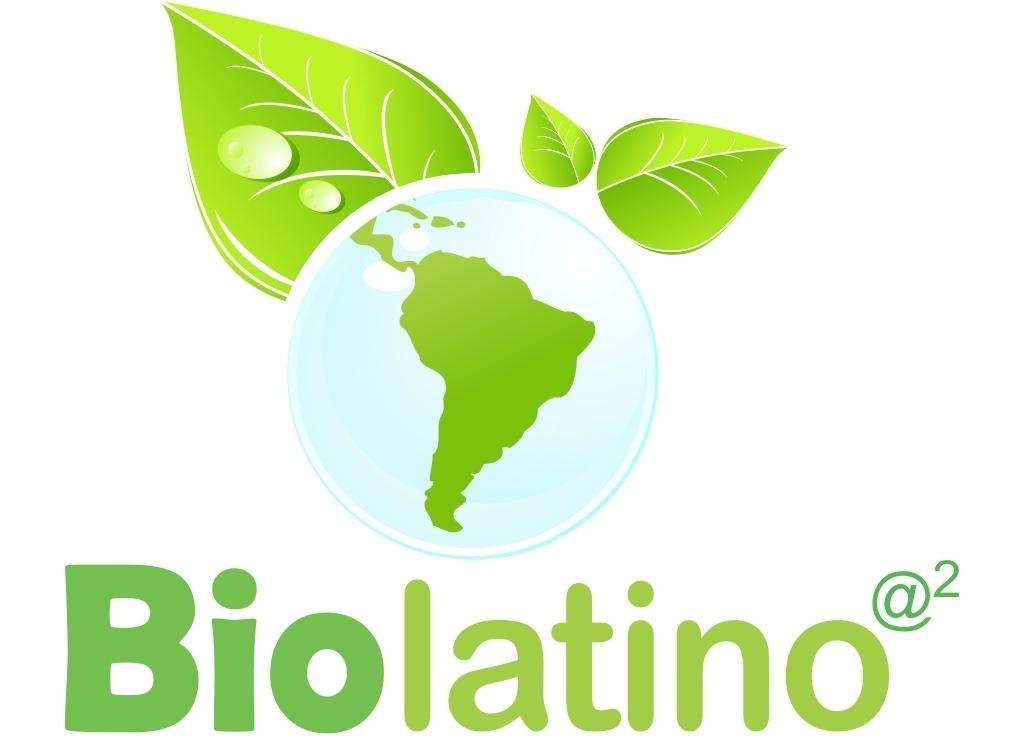 Logo Biolatino quadrato