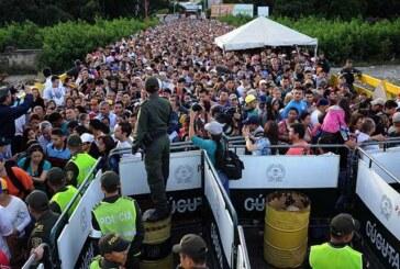La frontera entre Colombia y Venezuela permanecerá cerrada este fin de semana