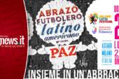 ABRAZO FUTBOLERO LATINOAMERICANO PER LA PACE al Milano Latin Festival