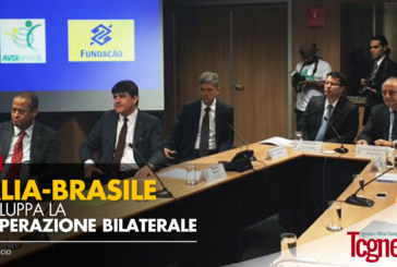 Italia-Brasile – Si sviluppa la cooperazione bilaterale