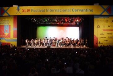 Inicia el XLIV Festival Internacional Cervantino en Guanajuato, México