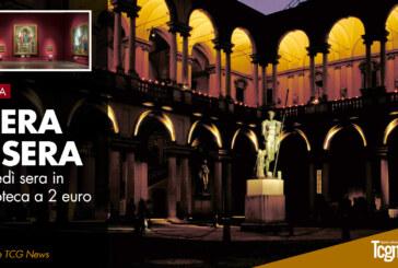 I giovedì sera in Pinacoteca a 2 euro