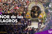 Señor de los Milagros de Génova – Programa Oficial