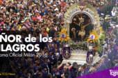 Señor de los Milagros de Milán 2016 – Programa Oficial