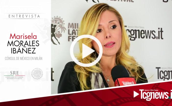 Entrevista a Marisela Morales Cónsul de México en Milán