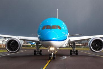 KLM ottiene il riconoscimento di compagnia aerea più puntuale al mondo