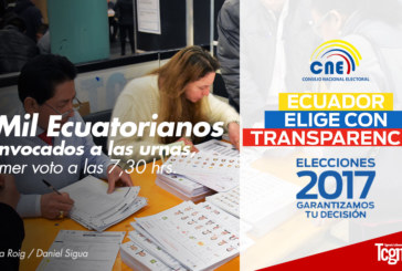 Milán: 27 mil ecuatorianos convocados a las urnas, primer voto a las 7,30 hrs.