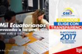 Milán: 27 mil ecuatorianos convocados a las urnas, primer voto a las 7am.