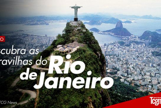 Descubra as maravilhas do Rio de Janeiro