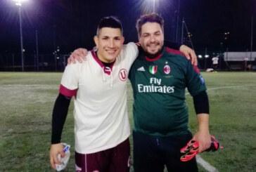 Garra Crema Perù F.C in finale grazie ai calci di rigore