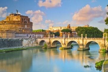 """Roma, """"Ciudad Eterna"""" y verde, pese al tráfico"""