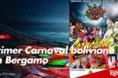 Primer Carnaval boliviano en Bergamo