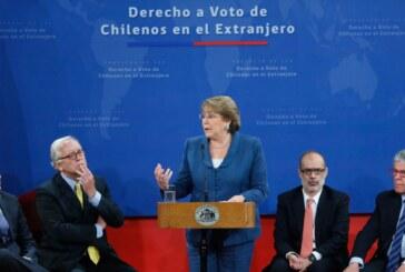 Trece mil chilenos se han inscrito para votar en primarias desde el exterior