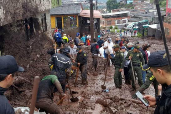 Colombia enfrenta una segunda tragedia invernal en menos de un mes