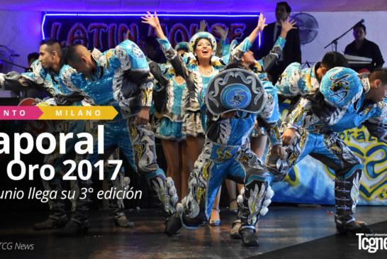 El concurso de danza Caporal de ORO llega a su tercera edición