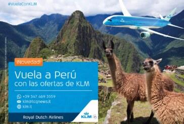 Vuela al Perú con las ofertas de Klm