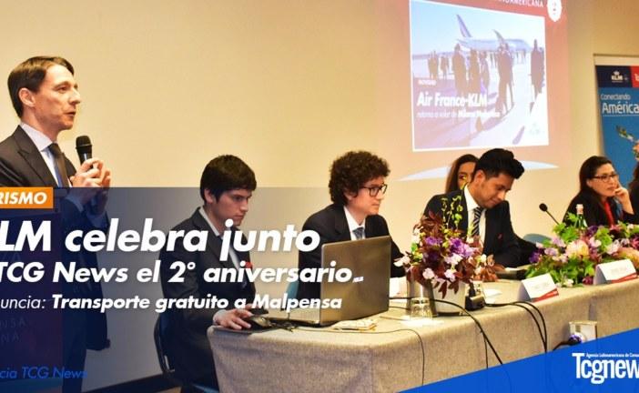 Klm celebra junto a TCG News el 2° aniversario con grande anuncio: Transporte gratuito a Malpensa