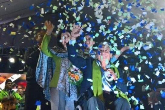 Lenín Moreno Garcés es el nuevo presidente del Ecuador