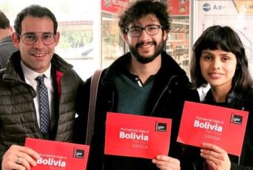 El Pabellón de Bolivia en la 57ª Bienal de Venecia