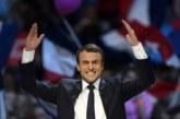 Emmanuel Macron es el nuevo presidente de Francia