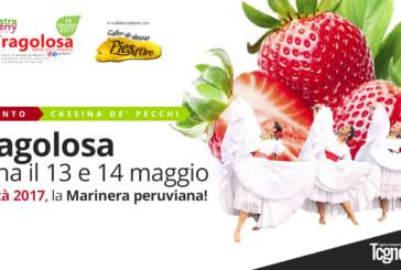 Fragolosa torna il 13 e 14 Maggio 2017: ecco il programma completo!