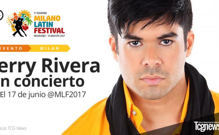 MLF2017 presenta Jerry Rivera en concierto