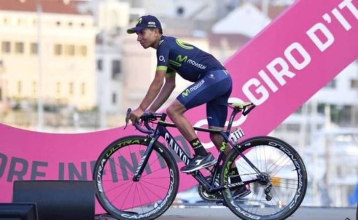 El colombiano Nairo Quintana quiere llevarse el Giro de Italia