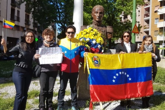 Cónsul General Gian Carlo Di Martino: Venezuela mantiene lucha revolucionaria