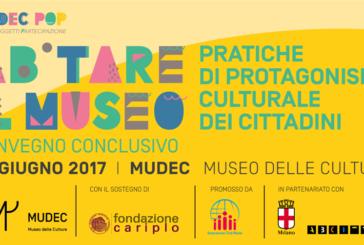 """""""ABITARE IL MUSEO: PRATICHE DI PROTAGONISMO CULTURALE DEI CITTADINI"""""""