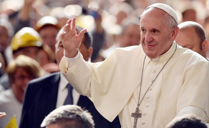 El Papa viajará en enero de 2018 a Chile y Perú