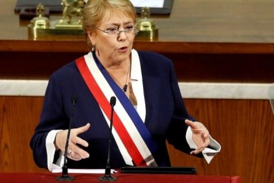Bachelet celebra el inicio histórico del proceso de voto de los chilenos en el extranjero