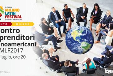 Incontro Imprenditori latinoamericani al MLF2017