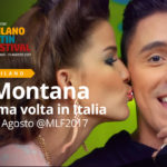 Joey Montana in concerto per la prima volta in Italia
