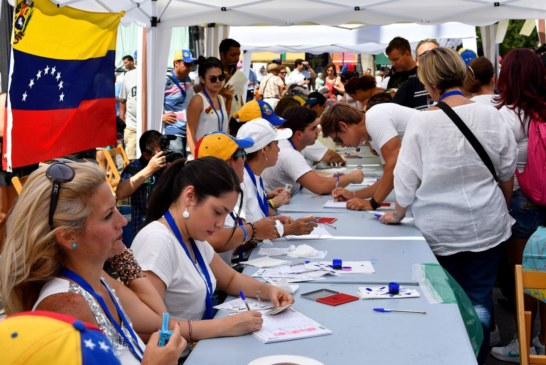 Asamblea Constituyente enfrenta a venezolanos en una jornada con dos votaciones