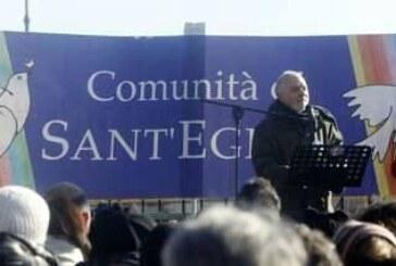 Expo dei Popoli nella Marcia della Pace della comunità di Sant'Egidio