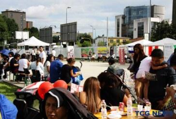 Peruanos en Milán celebraron 193° aniversario de independencia