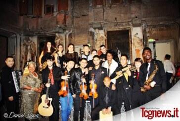 L'Orchestra dei Popoli prepara il suo primo disco