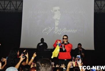 La ciudad de Milán vivió un martes de fiebre latina con el súper concierto de J Alvarez
