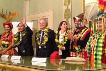 Una gran fiesta Plurinacional para Bolivia en Italia