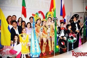 """L'Expo dei Popoli delle Culture e Solidarietà presente alla 32° edizione di """"Sport Movies & Tv 2014"""