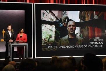 SOUNDTRACK STARS: Al film di Iñárritu, ora in sala, il Premio Soundtrack Stars è di  Birdman la colonna sonora dell'anno