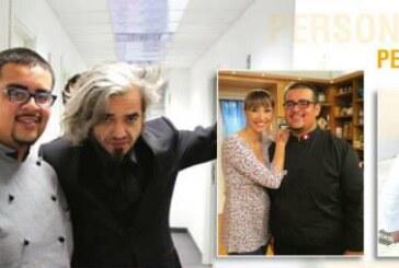 Miguel Casas, un 'Masterchef' peruano conquista la Tv italiana