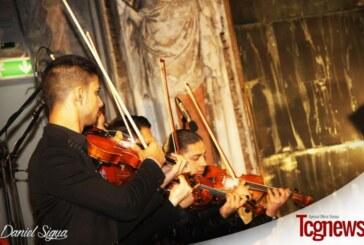 Nasce così l'Orchestra dei Popoli Vittorio Baldoni